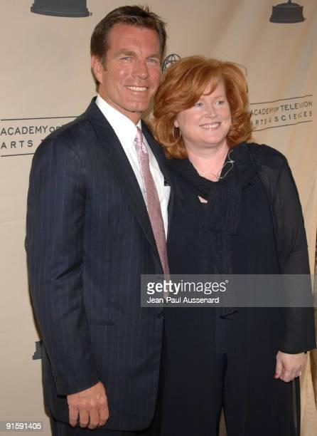 Peter Bergman and wife