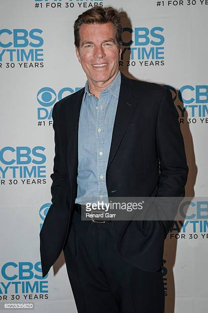 Peter Bergman attends 'The Young And The Restless' Live Script Read And Panel at The Paley Center for Media on November 10 2016 in Beverly Hills...