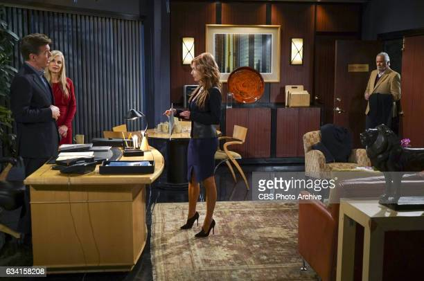 Peter Bergman Eileen Davidson Tracey Bregman and John McCook on The Young and the Restless THE YOUNG THE YOUNG AND THE RESTLESS Airs Weekdays on the...