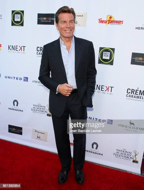 Peter Bergman the National Academy of Television Arts Sciences' 2018 Daytime Emmy Nominee Reception at The Hollywood Museum on April 25 2018 in Los...