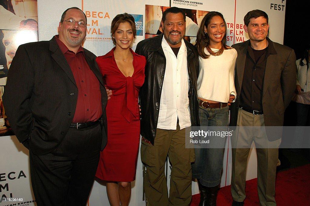 "5th Annual Tribeca Film Festival - ""Five Fingers"" Premiere - Inside Arrivals : News Photo"