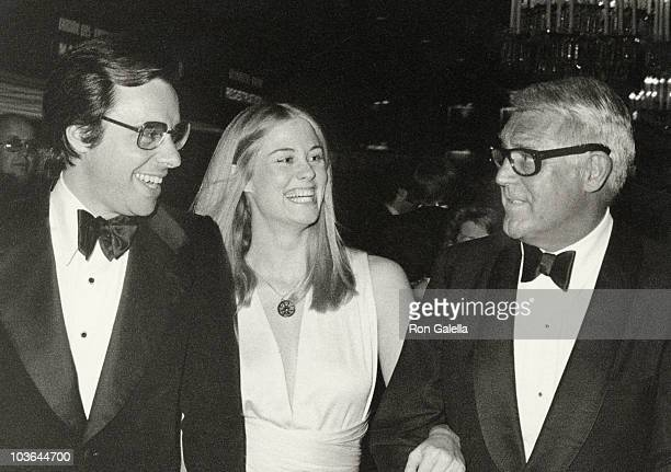 Peter Bogdanovich Cybill Shepherd and Cary Grant