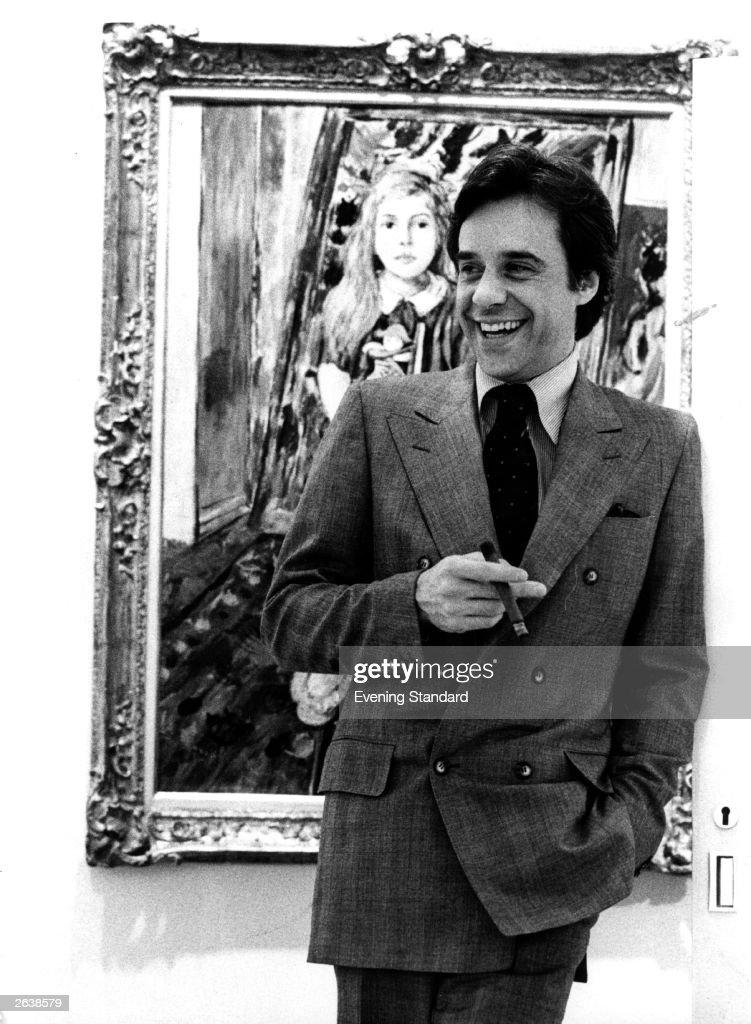 Peter Bogdanovich : News Photo