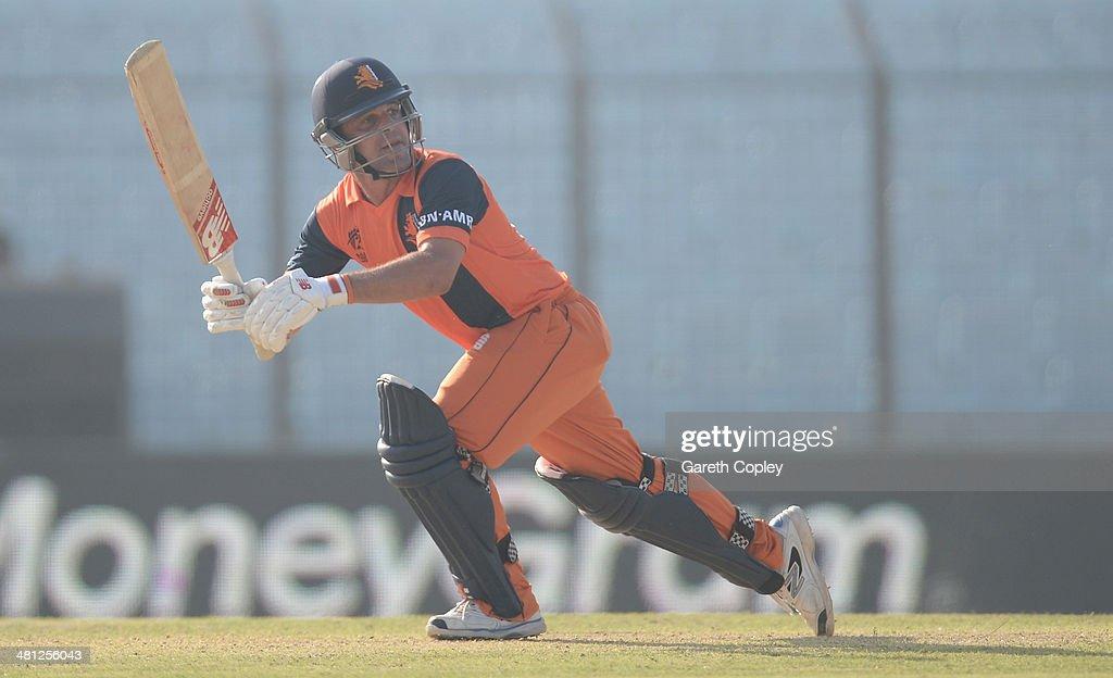 New Zealand v Netherlands - ICC World Twenty20 Bangladesh 2014 : News Photo