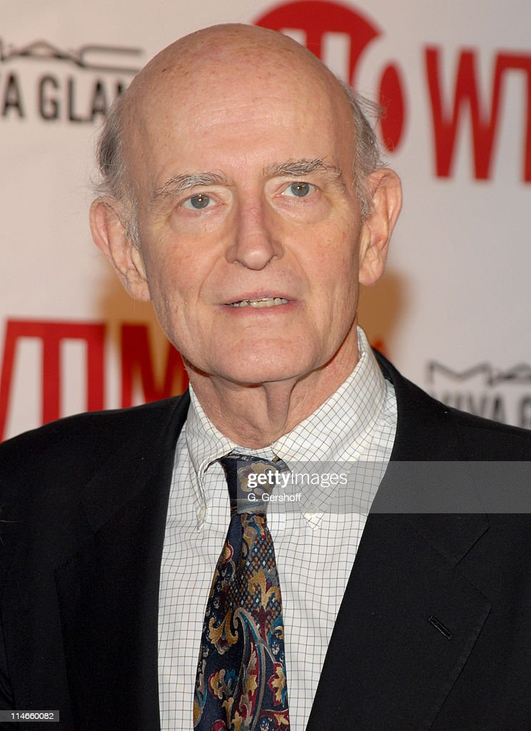 Peter Boyle during 'Liza With A 'Z'' DVD Release Party in New York City at Ziegfeld Theatre in New York, New York, United States.