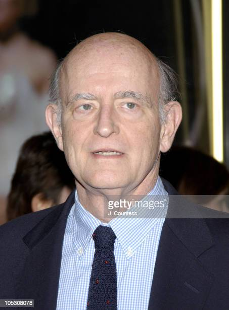Peter Boyle during Opening Night of Jumpers Arrivals at Brooks Atkinson Theater in New York City New York United States