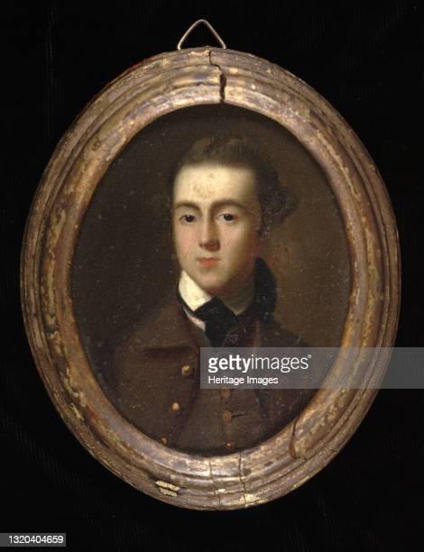 Peter Boylston Adams?, circa 1765-1770. Artist John Singleton Copley.