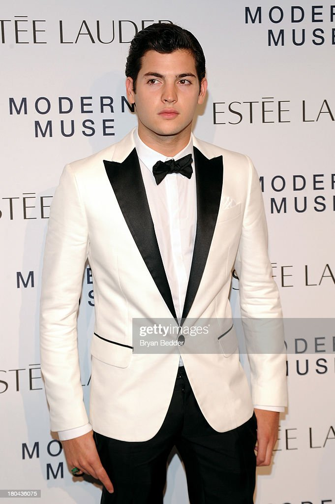 Peter Brant Jr. attends the Estee Lauder 'Modern Muse' Fragrance Launch Party at the Guggenheim Museum on September 12, 2013 in New York City.