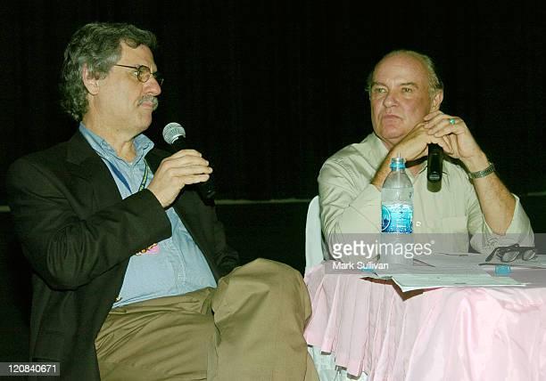 Peter Brunnette FIPRESCI jury member and Michael Childers
