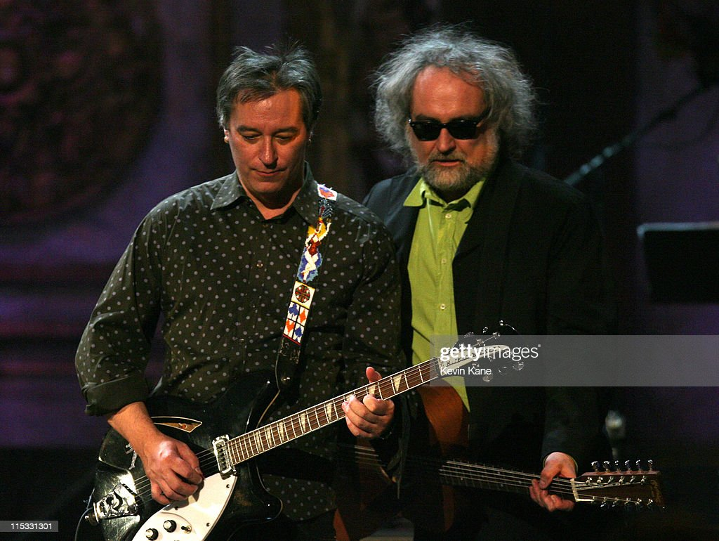 22nd Annual Rock and Roll Hall of Fame Induction Ceremony - Show : Nieuwsfoto's