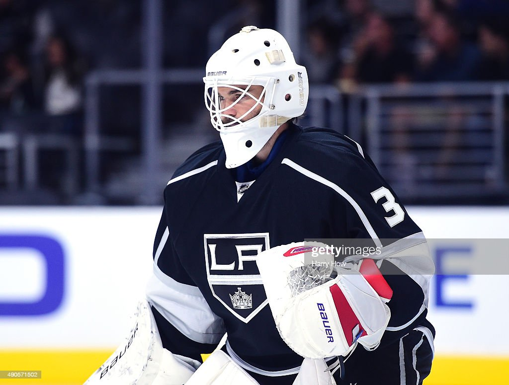 Arizona Coyotes v Los Angeles Kings : News Photo