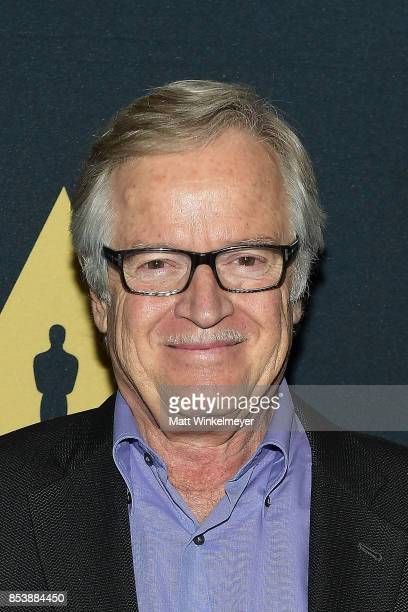 Peter Burrell attends the Academy Museum of Motion Pictures screens 'Zoot Suit' at AMPAS Samuel Goldwyn Theater on September 25 2017 in Beverly Hills...