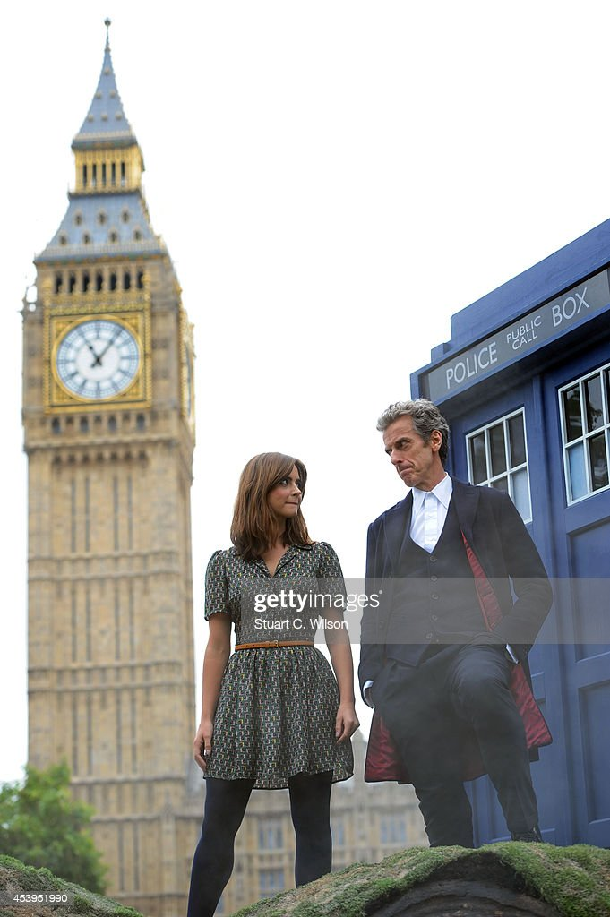 'Dr Who' Photocall : News Photo