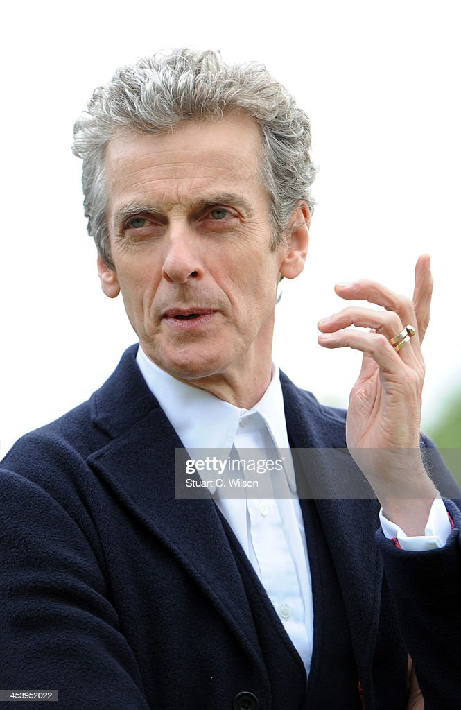 """Dr Who"" Photocall"
