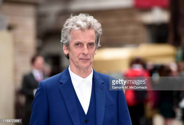 Peter Capaldi attends the Royal Academy of Arts Summer exhibition preview at Royal Academy of Arts on June 04, 2019 in London, England.