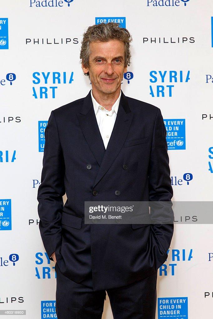 Unicef UK SyriART Auction