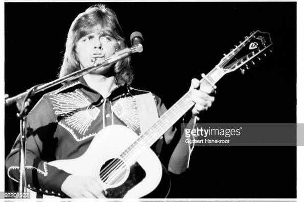 Peter Cetera from Chicago perfoms live at the Concertgebouw in Amsterdam Netherlands in 1976