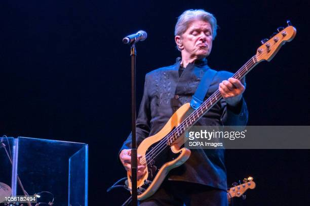 Peter Cetera from the band Chicago and The Bad Daddys plays live in Dublin's Vicar Street Venue