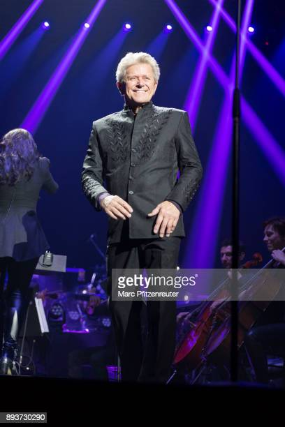 Peter Cetera performs onstage during the Night of The Proms at the Lanxess Arena on December 15 2017 in Cologne Germany