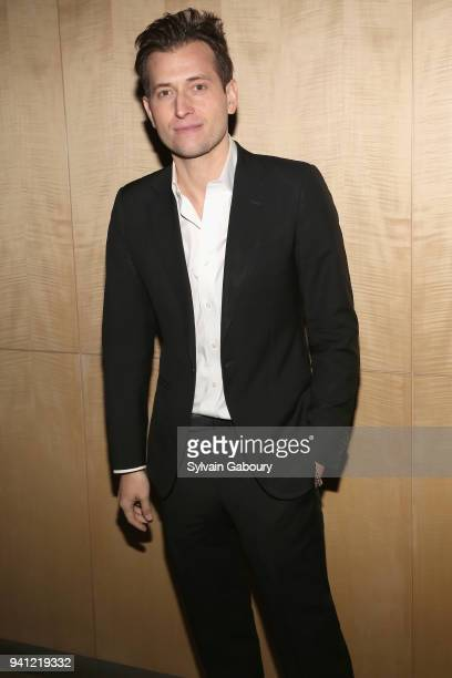 Peter Cincotti attends 'A Quiet Place' New York Premiere After Party on April 2 2018 in New York City