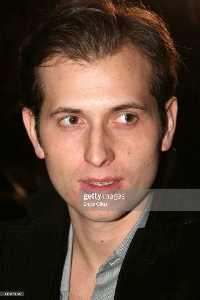 Peter Cincotti during 'A Moon for the Misbegotten' Opening Night - After Party at 230 5th Avenue Party Space in New York, New York, United States.