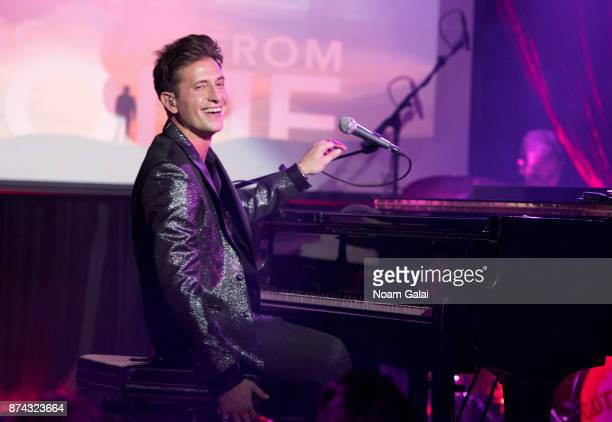 Peter Cincotti performs in concert at The Cutting Room on November 14 2017 in New York City
