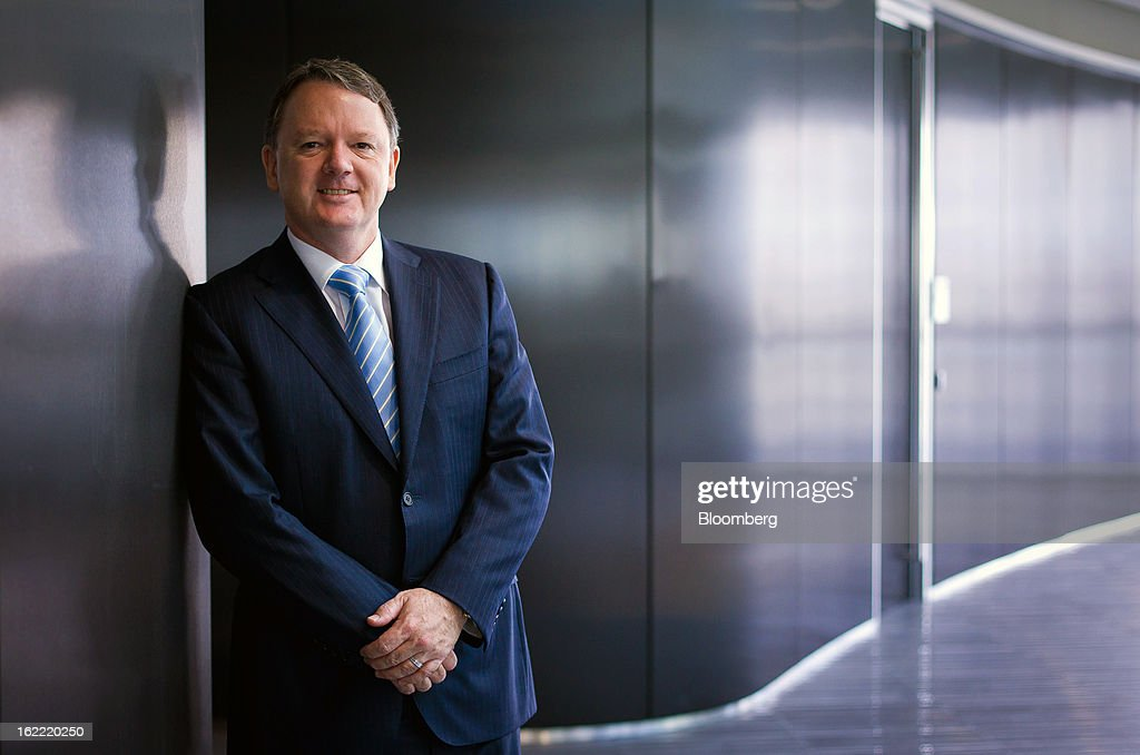 Peter Coleman, chief executive officer of Woodside Petroleum Ltd., stands for a photograph in Sydney, Australia, on Thursday, Feb. 21, 2013. Woodside Petroleum, Australia's second-biggest oil producer, said it's in talks with companies for a potential partnership to tap the natural gas industry in Canada. Photographer: Ian Waldie/Bloomberg via Getty Images