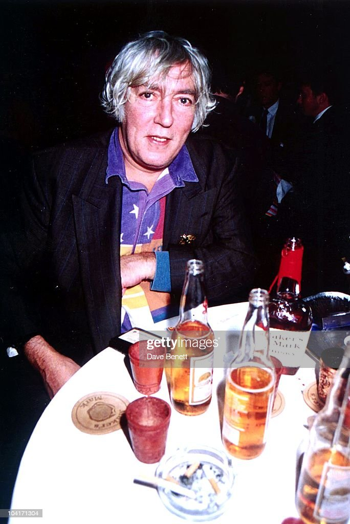 Peter Cook at a Perdu Party, London Commonwealth Institute, Lightbox1