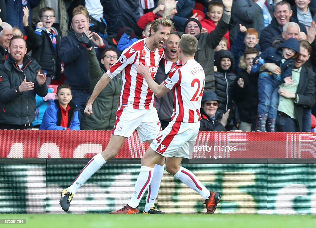 Stoke City v Leicester City - Premier League : News Photo