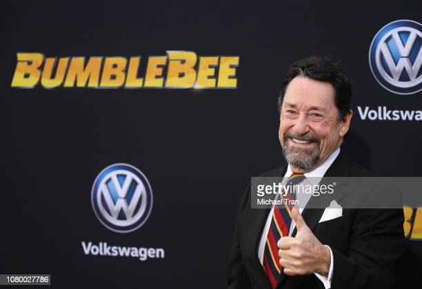 """Peter Cullen arrives to the Los Angeles premiere of Paramount Pictures' """"Bumblebee"""" held at TCL Chinese Theatre on December 09, 2018 in Hollywood,..."""
