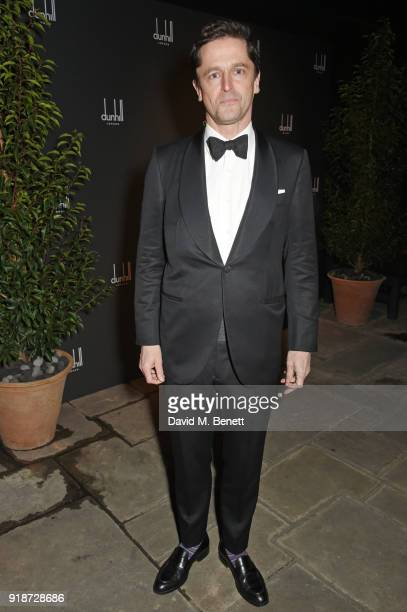 Peter Czernin attends the Dunhill GQ preBAFTA filmmakers dinner and party cohosted by Andrew Maag Dylan Jones at Bourdon House on February 15 2018 in...