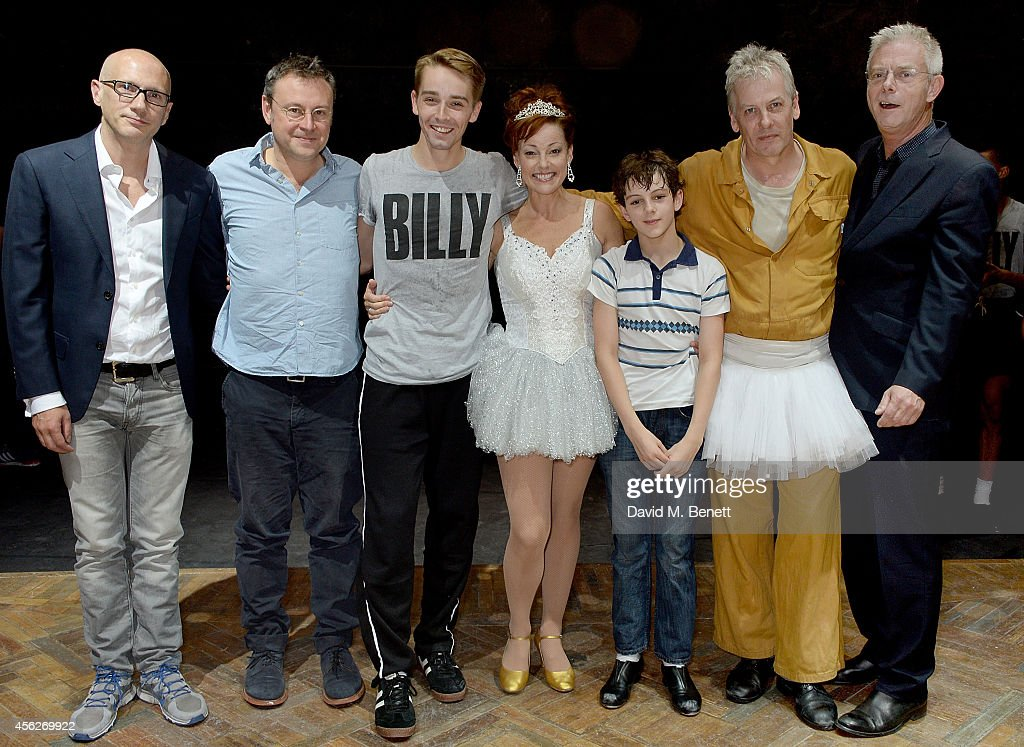 Billy Elliot The Musical Live - Backstage : News Photo
