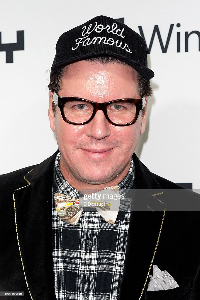Peter Davis attends the Whitney Museum of American Art's 2012 Studio Party at The Whitney Museum of American Art on December 11, 2012 in New York City.