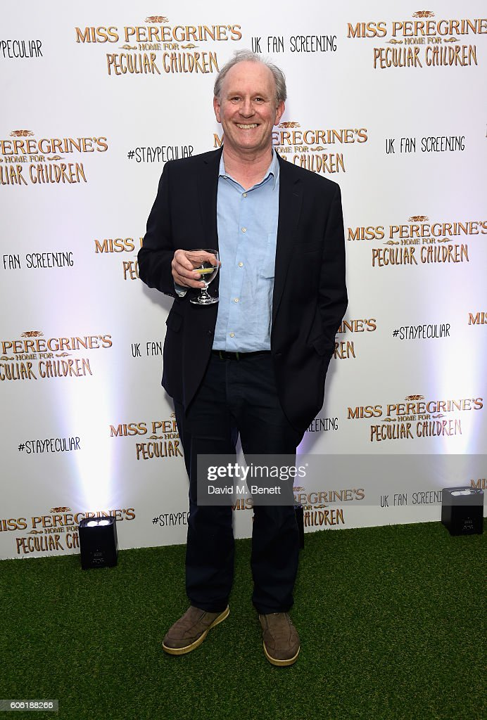 """Miss Peregrine's Home For Peculiar Children"" - UK Fan Screening - VIP Arrivals"