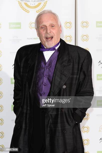 Peter Dean attends the National Film Awards at Porchester Hall on March 27 2019 in London England