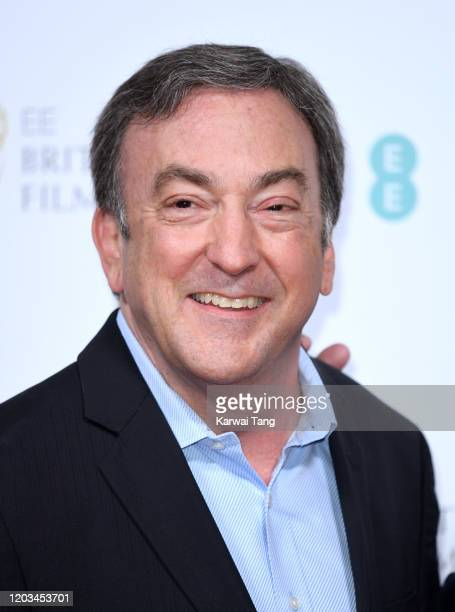 Peter Del Vecho attends the EE British Academy Film Awards 2020 Nominees' Party at Kensington Palace on February 01 2020 in London England