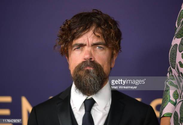 Peter Dinklage attends the 71st Emmy Awards at Microsoft Theater on September 22, 2019 in Los Angeles, California.