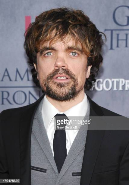 Game Of Thrones Season 4 New York Premiere Stock Photos ...