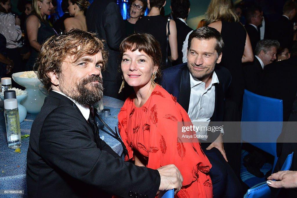 CA: HBO's Post Emmy Awards Reception - Inside