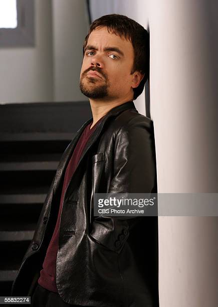 Peter Dinklage stars as mathematician and linguist Arthur Ramsey in THRESHOLD the new CBS suspense drama about a team of experts who must try to...