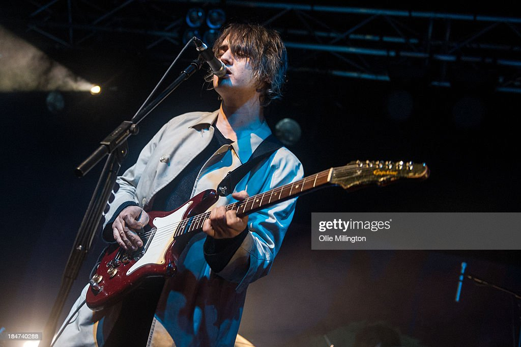 Babyshambles Perform In Leicester : News Photo