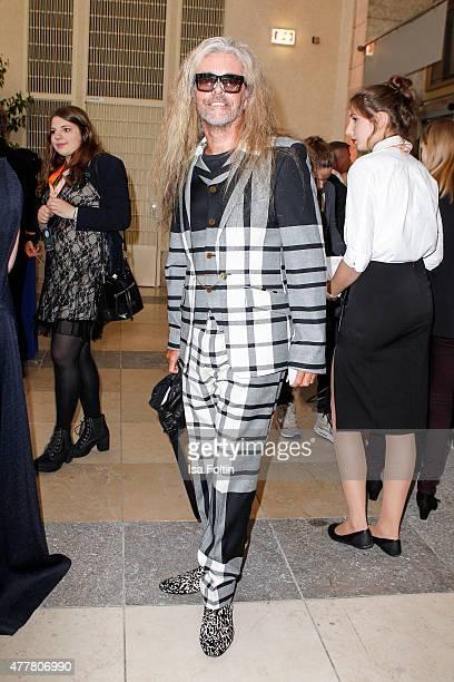 Peter Dress attends the German Film Award 2015 Lola at Messe Berlin on June 19 2015 in Berlin Germany