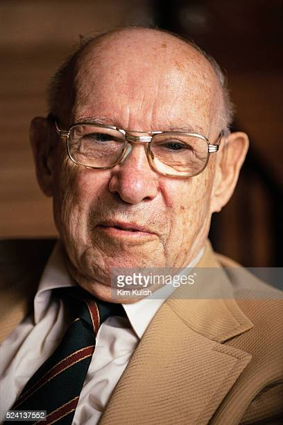 Peter Drucker is a world renown economist He teaches at the Claremont Graduate University in California