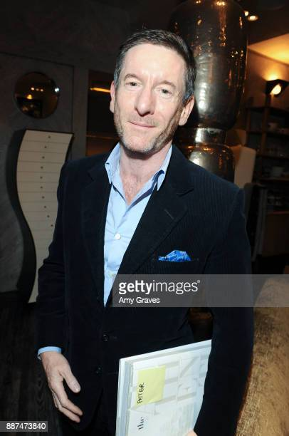 Peter Dunham attends Kelly Wearstler hosts 'The Authentics' book signing launch party for Melanie Acevedo and Dara Caponigro at Kelly Wearstler...