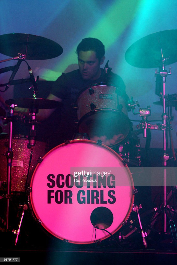 Scouting For Girls Perform At Mountford Hall In Liverpool