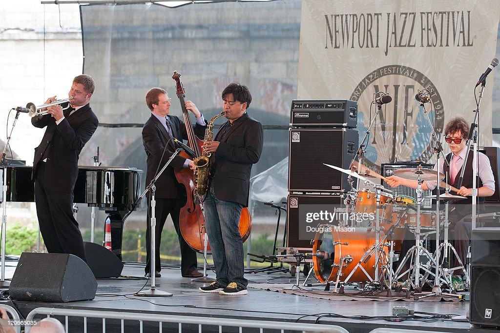 2011 Newport Jazz Festival - Day 2 : News Photo