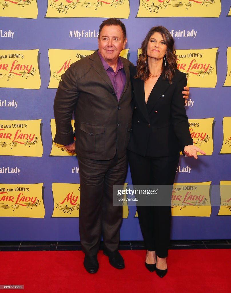 My Fair Lady Red Carpet - Arrivals