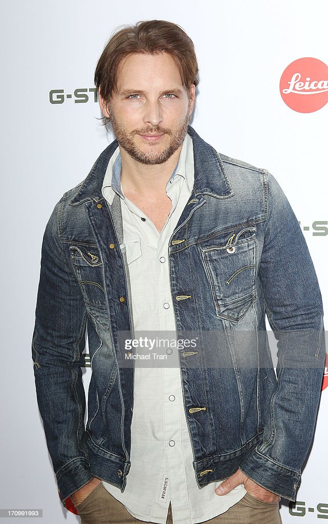 Peter Facinelli arrives at the grand opening of the Leica Store Los Angeles held on June 20, 2013 in Los Angeles, California.