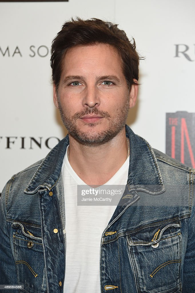 Peter Facinelli attends a screening of Warner Bros. Pictures 'The Intern' hosted by The Cinema Society And Ruffino on September 22, 2015 in New York City.
