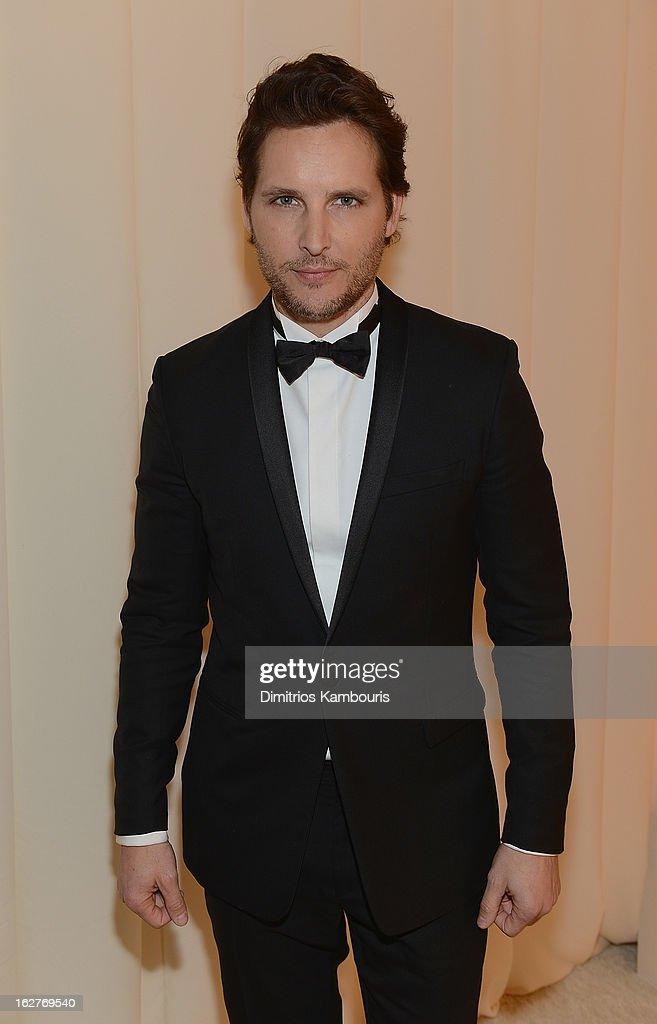 Peter Facinelli attends the 21st Annual Elton John AIDS Foundation Academy Awards Viewing Party at West Hollywood Park on February 24, 2013 in West Hollywood, California.